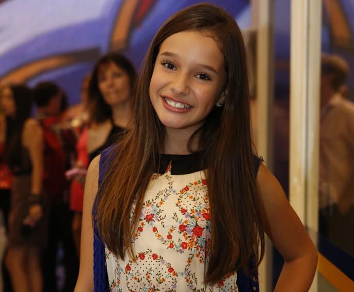 Kiria revela que sonha em pisar no tapete vermelho (Foto: Ellen Soares/Gshow)
