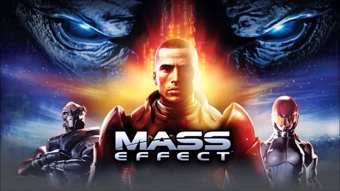 O histórico primeiro Mass Effect (Foto: Divulgação/EA)