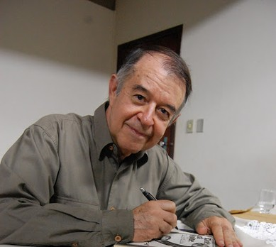 luiz-vilela-escritor-autor (Foto: Grupo de Pesquisa Luiz Vilela / Pauliane Amaral)