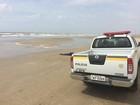 Navio pesqueiro naufraga no RS  com quatro tripulantes e um morre