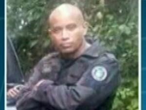 Policial Militar Antônio Marcos da Silva Figueiredo Belém (Foto: Reprodução/TV Liberal)