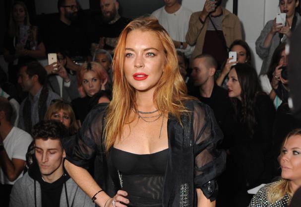 Lindsay Lohan (Foto:  Stuart C. Wilson / Getty Images)