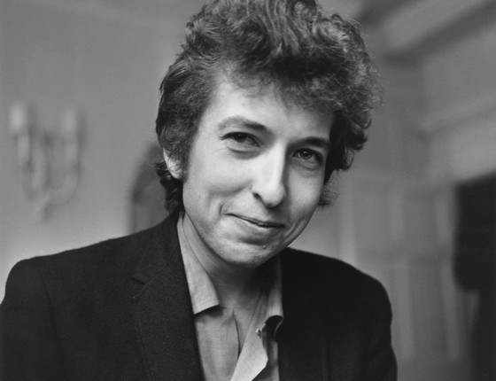 Bob Dylan (Foto: é H. Thompson/Hulton Archive/Getty Images)