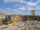 Prédio desativado da antiga cadeia pública de Belo Jardim é demolido