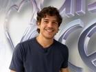 Marco Pigossi relembra fase atleta: 'Tive que escolher entre a natação e o teatro'