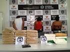 Polícia Civil prende três pessoas com 30kg de crack e cocaína na Paraíba