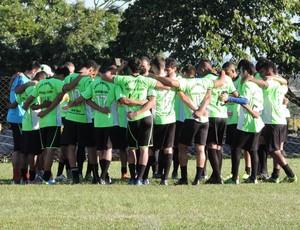 PPFC Treino (Foto: Valmir Custódio/GloboEsporte.com)