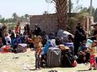 Forças iraquianas lançam ampla ofensiva contra o Estado Islâmico
