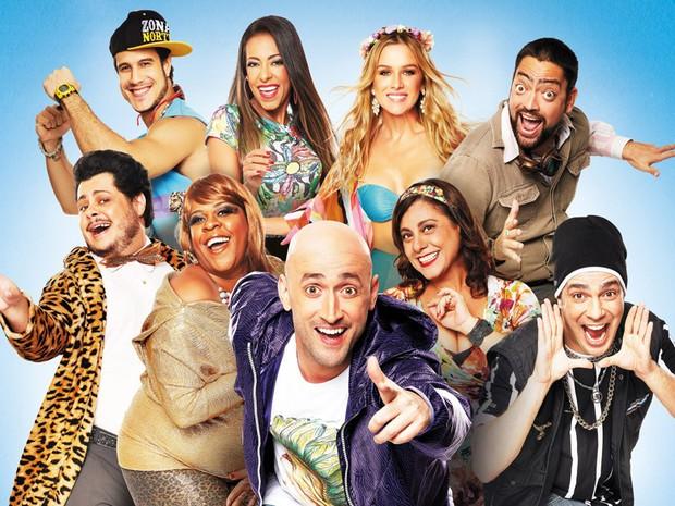 segunda temporada de Vai Que Cola  (Foto: Multishow)