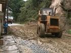 Deslizamentos de terra em 2 morros deixam Ouro Preto em atenção