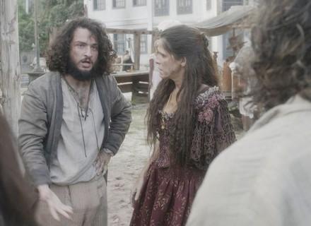 Hugo propõe sociedade para Licurgo