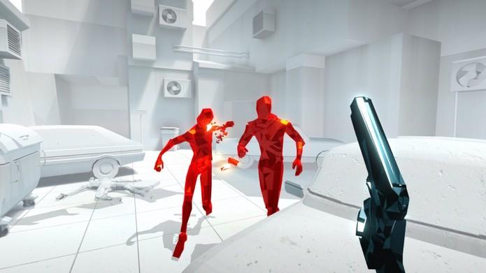O FPS Superhot no Steam (Foto: Divulgação/Superhot Team)