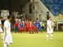 """Boaventura explica dancinha após gol: """"Vi o paraguaio e fiquei com raiva"""""""