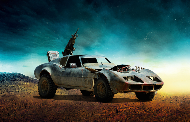 Buggy #9, do filme Mad Max: Estrada da Fúria (Foto: Warner Bros.)