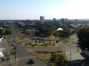 Problema na distribuição de energia afeta 30 mil imóveis em Paranavaí (Foto: Luciane Cordeiro/G1 )