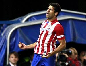 Diego costa atlético de Madri gol betis (Foto: Agência EFE)