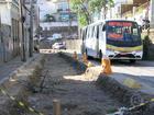 Começa novo trecho do restauro de trilhos do bonde de Santa Teresa