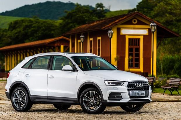 Audi Q3 Nacional Chega Ao Mercado Com Pre 231 O Inicial De R