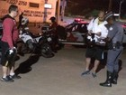 Operação da Polícia Militar aborda 218 veículos e autua 47 motoristas