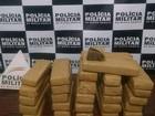 Polícia apreende cerca de 20 kg de maconha em Divinópolis