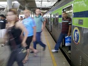 Metrô do Recife (Foto: Kety Marinho / TV Globo)
