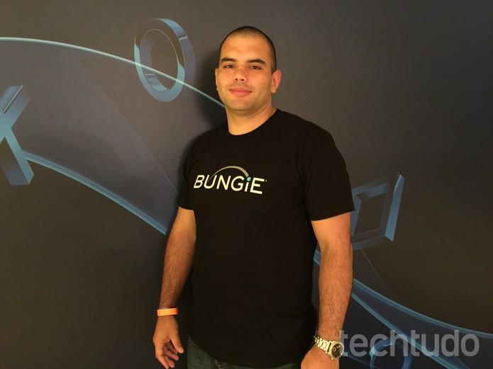 Bungie (Foto: Viviane Werneck/TechTudo)