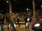 Confronto na sede do governo do RJ deixa seis pessoas feridas