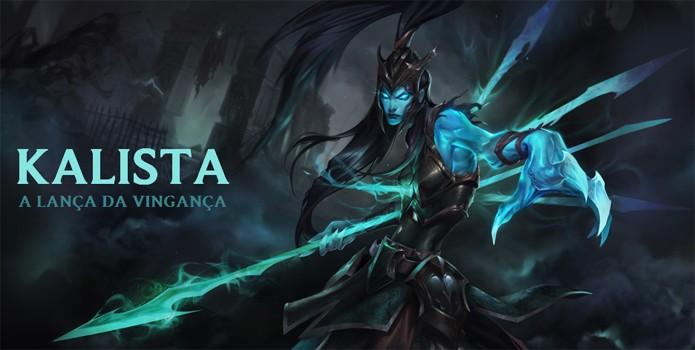 Kalista é apresentada em League of Legends (Foto: Divulgação)