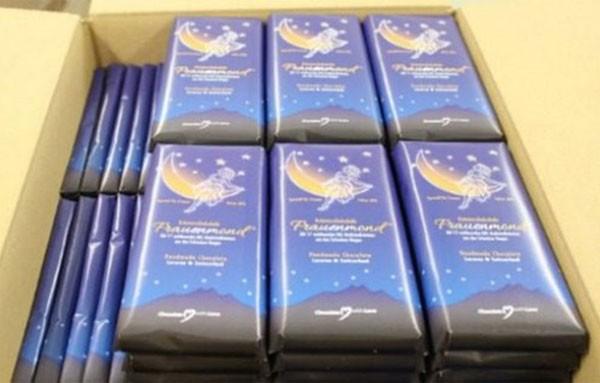 Chocolate promete reduzir sintomas da TPM (Foto: Divulgação)
