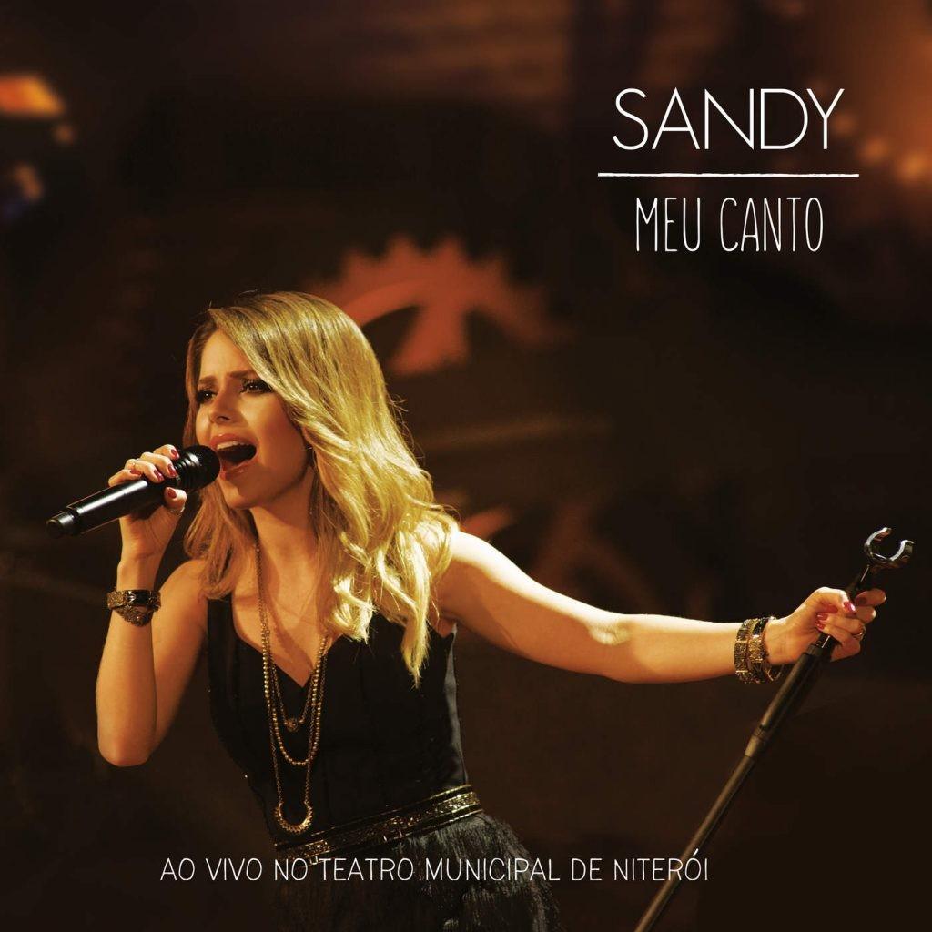 Sandy lana oficialmente DVD 'Meu Canto - Ao Vivo' nesta sexta-feira (24)  (Foto: Divulgao)