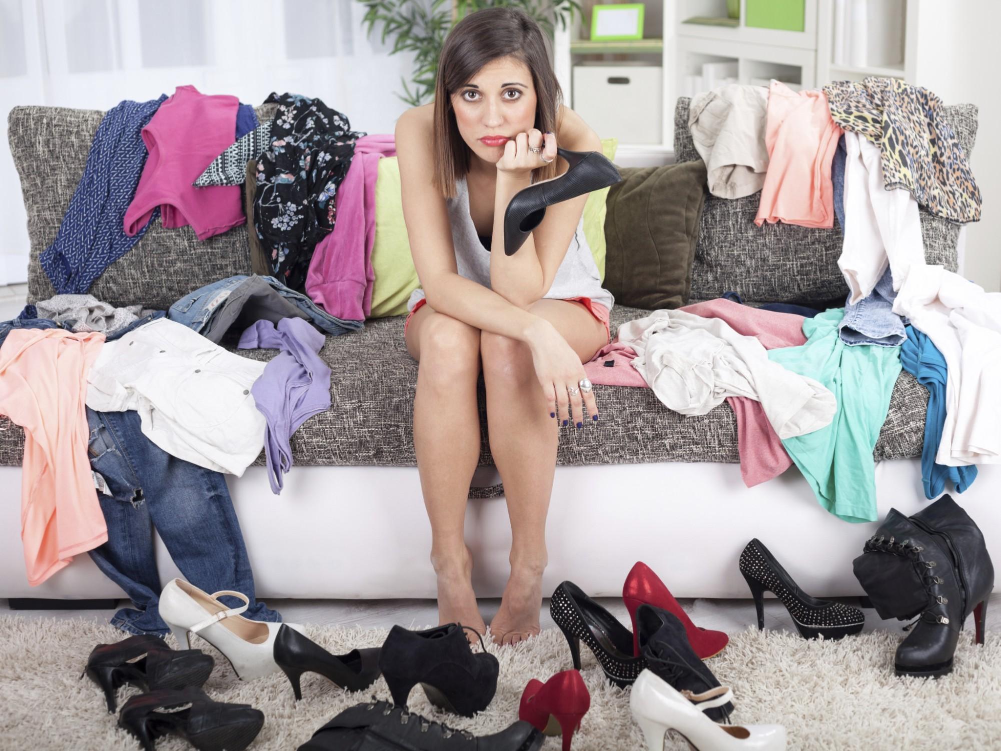 6 dicas simples para não enjoar do seu guarda-roupa