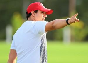 Dado Cavalcanti Náutico (Foto: Marlon Costa / Pernambuco Press)