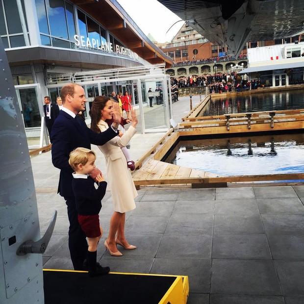 Familia Real  (Foto: Reprodução/Instagram)