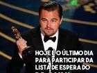 MEC usa DiCaprio para lembrar último dia para lista do Prouni