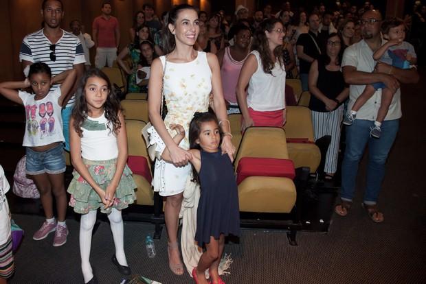 Tania Khalill e filhas  (Foto: Divulgação)