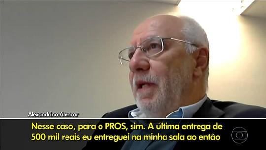 Ex-dirigentes confirmam que PROS vendeu tempo de TV ao PT em 2014
