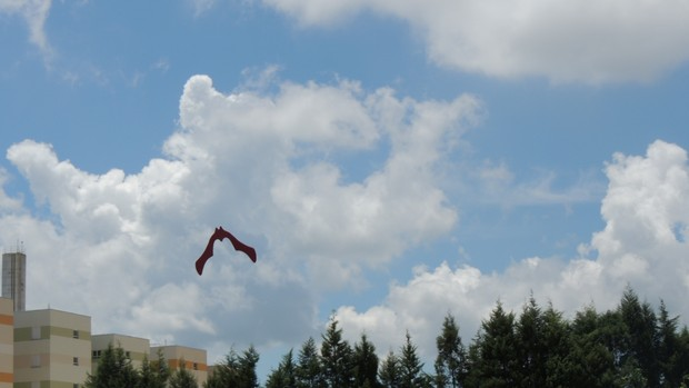 bumerangue 5 (Foto: Rodrigo Mariano / Globoesporte.com)