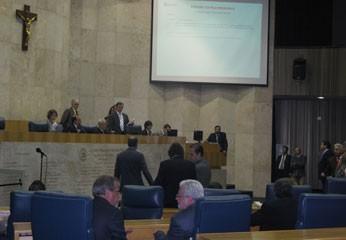 câmara eleições (Foto: Tahiane Stochero/G1)