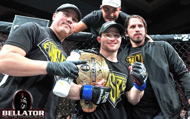 MMA Zach Makovsky (Foto: Reprodução / Facebook)