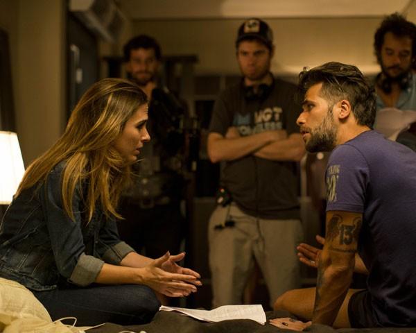 Bruno Gaglaisso também está no elenco (Foto: Divulgação)