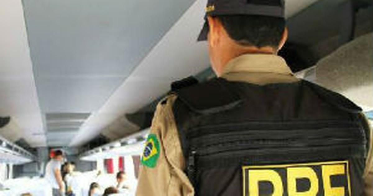 Foragido da Justiça é preso em ônibus em Caçapava, SP - Globo.com