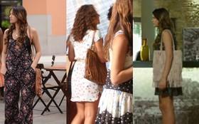 Personagens de 'Em Família' entram na tendência das bolsas com franjas
