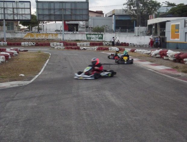 Kartódromo de Natal precisa ser desocupado para obras da Arena das Dunas (Foto: Tiago Menezes)