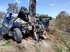 Acidente mata duas pessoas na BR-153, em Goiás