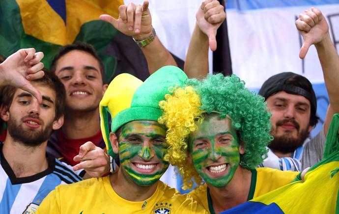 9acafbf34b94a  COPA 2014 Brasileiros apoiam a Bósnia e avisam a argentinos  Sua hora vai