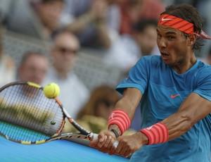 Rafael Nadal derrotado Andy Murray Masters Madri (Foto: REUTERS/Sergio Perez)