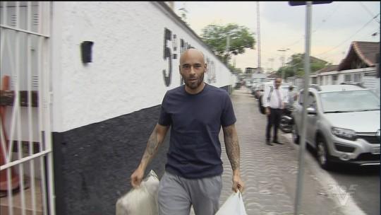 'Estou sendo massacrado', diz Edinho ao ser preso por lavagem de dinheiro