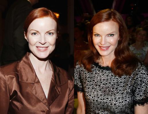 Em 2004, Marcia tinha 42 anos e agora a atriz está com 52. (Foto: Getty Images)