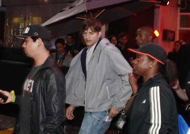 Ashton Kutcher (Foto: Isac Luz/EGO)