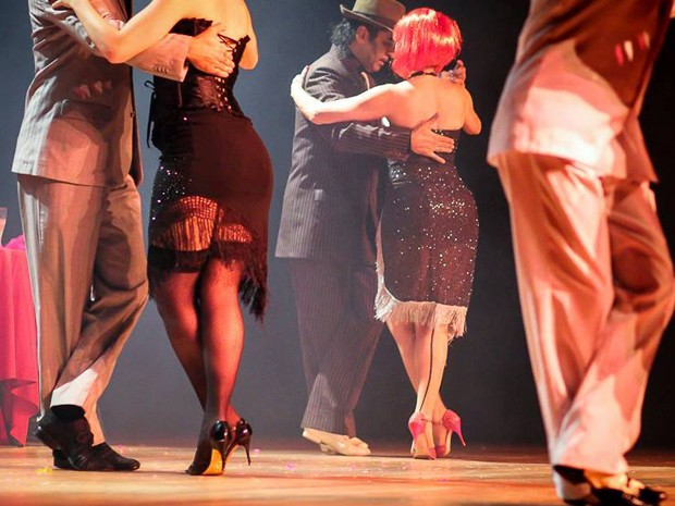 Espetáculo Uma Noite de Tango (Foto: Divulgação)